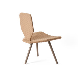 Bavaresk Deluxe Low Chair | Lounge chairs | Dante-Goods And Bads