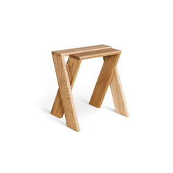 X-Series stool | Sgabelli multifunzionali | Made by Choice