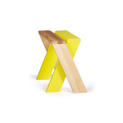 X-Series stool | Hocker | Made by Choice