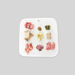 Serving Board | Square Charcuterie | Tablas de cortar | Tina Frey Designs