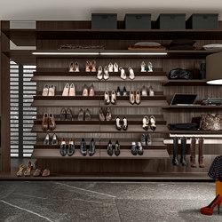 Varius | Walk-in wardrobes | Presotto