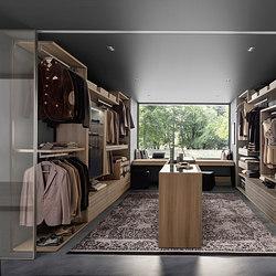 Varius | Free | Walk-in wardrobes | Presotto