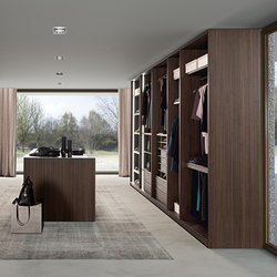 Tecnopolis | Free | Walk-in wardrobes | Presotto