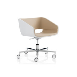 4undici | Visitors chairs / Side chairs | Emmegi
