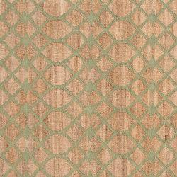 Rodas Rug Verde 2 | Alfombras / Alfombras de diseño | GAN
