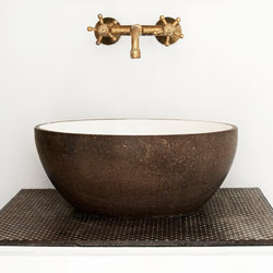 Aqua - Bespoke sink | Wash basins | made a mano