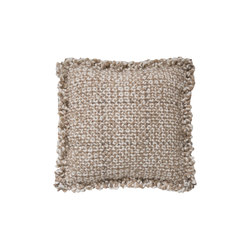 Waan Cushion Taupe 2 | Cushions | GAN