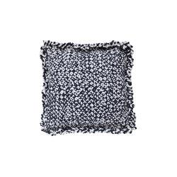 Waan Cushion Black & White 4   Kissen   GAN
