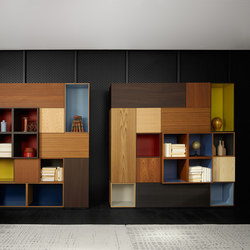 Modern Living | Shelves | PORRO