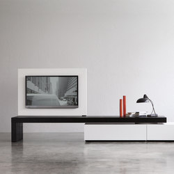 Modern Living | Wall storage systems | PORRO