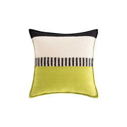 Rustic Chic Geo Cushion 64 Pistachio 1 | Kissen | GAN
