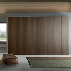 Meg Wardrobe | Walk-in wardrobes | Presotto
