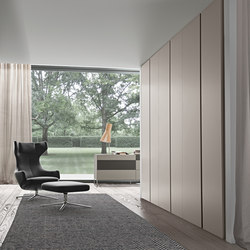 Twin Wardrobe | Walk-in wardrobes | Presotto