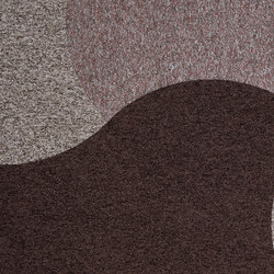 Figura - Curve | Carpet tiles | ege