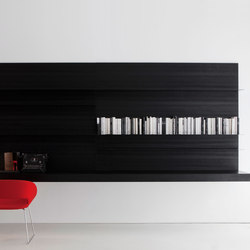 Modern Working | Wall storage systems | PORRO