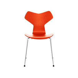 Grand Prix™ | 3130 coloured ash | Sillas multiusos | Fritz Hansen