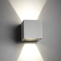 Cube Mini Up Down LED | Wandstrahler | Light-Point