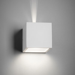 Cube Outdoor G9 | Faretti a parete | Light-Point