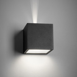 Cube Outdoor G9 | Lámparas de pared | Light-Point
