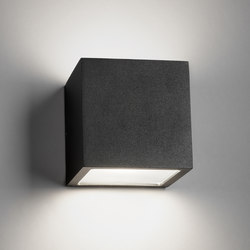 Cube XL Up Down E27 | Wall lights | Light-Point