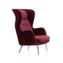 Ro™ | JH1 | Lounge chairs | Fritz Hansen