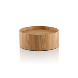 Taiko bedside table | Night stands | PORRO