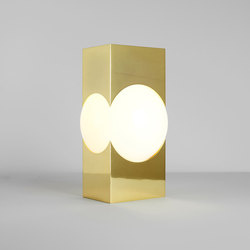 Atlas polished brass | Luminaires de table | Roll & Hill