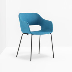 Babila 2736 | Visitors chairs / Side chairs | PEDRALI