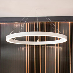 Anillo | Ring | Suspended lights | Luxxbox