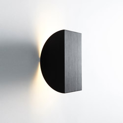 Cora sconce black | Wall lights | Roll & Hill