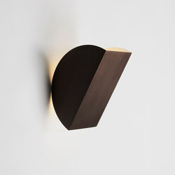 Cora Sconce (Bronze) | Lámparas de pared | Roll & Hill