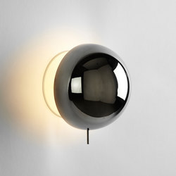 Eclipse Sconce (Polished nickel) | Appliques murales | Roll & Hill