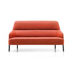 Mono Hochlehner Sofa | Loungesofas | Wittmann