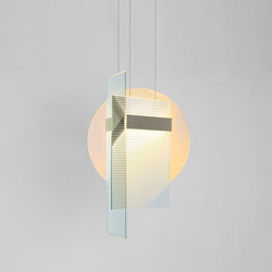 Kazimir Pendant (Satin nickel) | Lámparas de suspensión | Roll & Hill