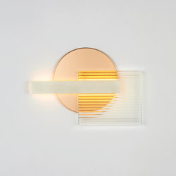 Kazimir sconce matte nickel | Iluminación general | Roll & Hill