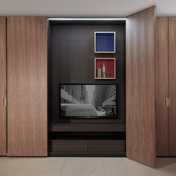 Storage Battente | Built-in cupboards | Porro