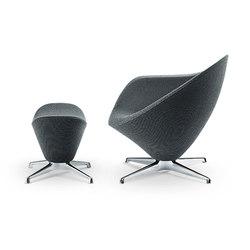 PETIT PLATEAU OTTOMAN | Lounge chairs | Engelbrechts