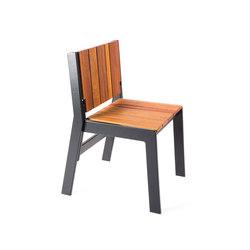 Calcium Natural | Dining Chair | Sedie da giardino | Luxxbox