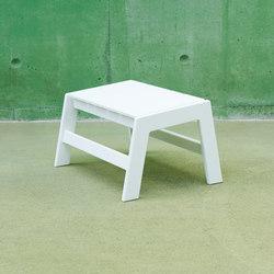 Calcium | Ottomane | Garden stools | Luxxbox