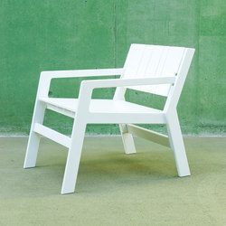 Calcium | Lounge Chair | Poltrone da giardino | Luxxbox