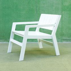 Calcium | Lounge Chair | Fauteuils de jardin | Luxxbox
