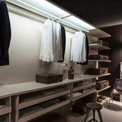 Storage Boiserie | Walk-in wardrobes | PORRO