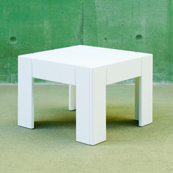 Calcium | Low Side Table | Tables basses de jardin | Luxxbox