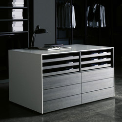 Storage Cassettiera Isola | Clothes sideboards | Porro