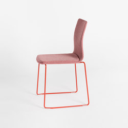 Linar Plus | Visitors chairs / Side chairs | NOTI