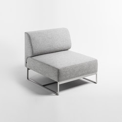 Meltemi | Modular seating elements | NOTI
