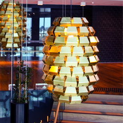 Hive   Pendant A   Iluminación general   Luxxbox