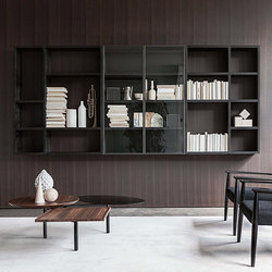 System | Library shelving | PORRO