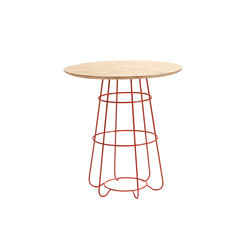 Hoop | Cafe Table | Cafeteriatische | Luxxbox
