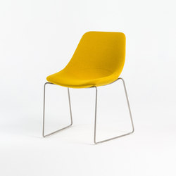 Mishell | Visitors chairs / Side chairs | NOTI